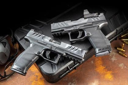 Natural Selection: The Walther PDP 9mm rises to the top.