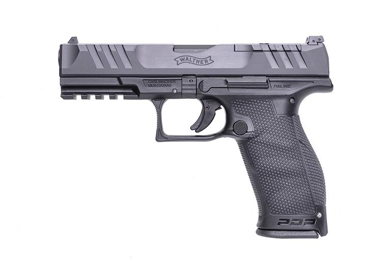 Walther PDP 9mm Pistol without Red Dot Sight