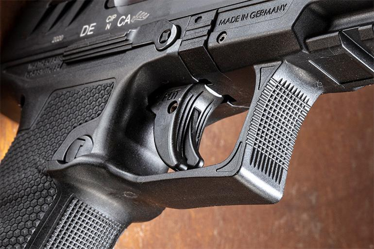 Walther PDP 9mm Pistol Performance Duty Trigger