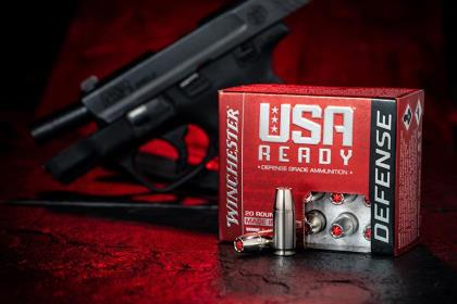 Designed with defense in mind, USA Ready Defense pistol ammo utilizes the highest grade of components that are required when it counts.