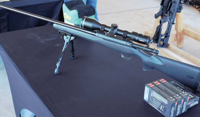 New Bolt-Action Rifles for 2019