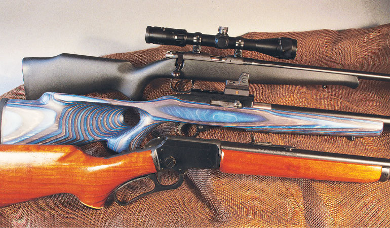 The author takes stock of rimfire rifles he's known and loved.