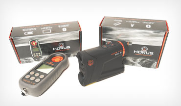 These three products from Horus Vision, a smartphone app, pocket weather meter and laser rangefinder, produce fast, easy firing solutions.