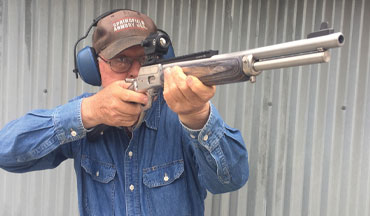 Lever-action rifles have been with us since the 19th century, and despite this age of AR-15s and precision-bolt rifles, the lever-action rifle still has its place.