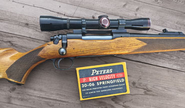 The road to the famous Remington 700 rifle was paved with classics like the models 725 and 30s.