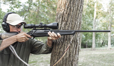 Benelli introduces the Lupo bolt action, and it's a new breed of hunting rifle.