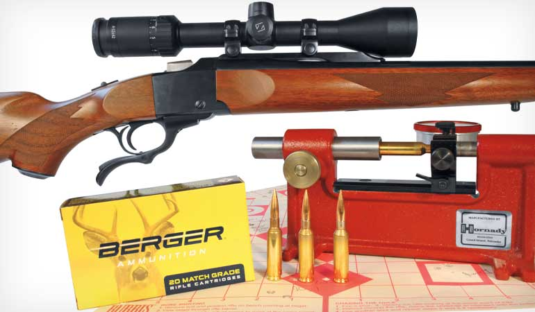 Berger Bullets Classic Hunter Ammo