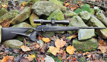 With the introduction of the .22LR chambering option, the Blaser R8 rifle is more versatile than ever.
