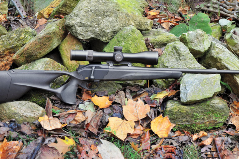 Blaser R8 .22LR Conversion Review