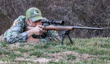 The new Browning X-Bolt Hunter Long Range is a classic sporting rifle with several long-range features.