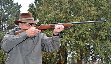 The new CZ 457 Lux features good looks and accuracy—a rimfire well suited to American tastes.
