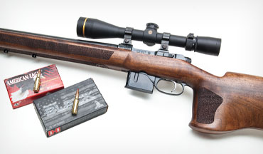 The CZ 527 Varmint MTR in 6.5 Grendel can do a lot of things and do them well.