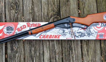 The Daisy Red Ryder celebrates 80 years with a special edition.