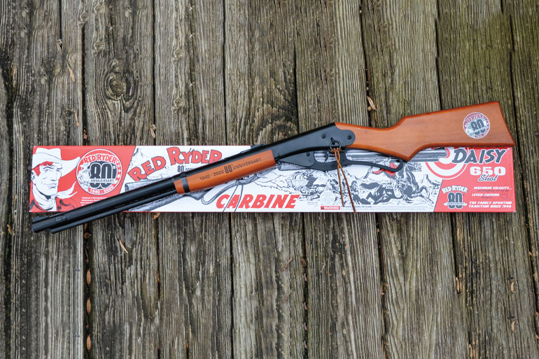 Daisy Red Ryder 80th Anniversary Special Edition