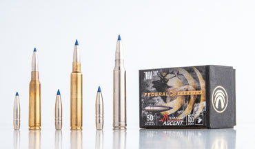 The new Federal Terminal Ascent promises great accuracy and performance.