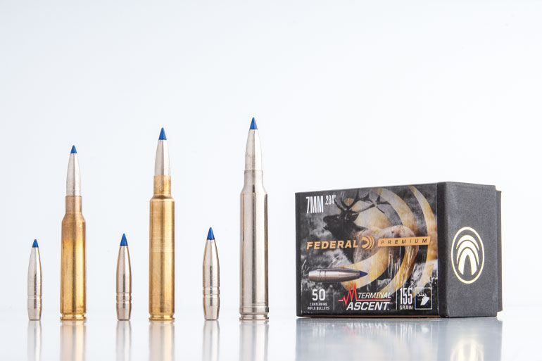 Federal Premium Terminal Ascent — Great Accuracy and Performance
