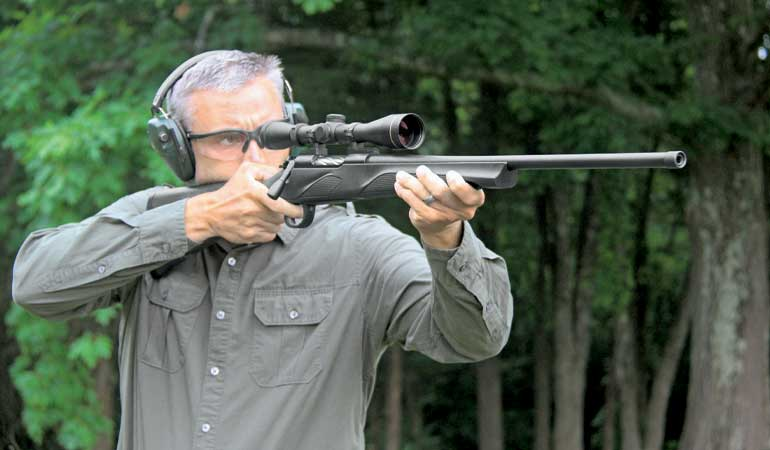 Review: Franchi Momentum Bolt-Action Rifle