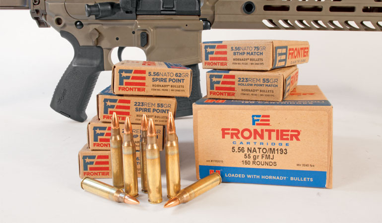 Affordable Ammo from Frontier Cartridges