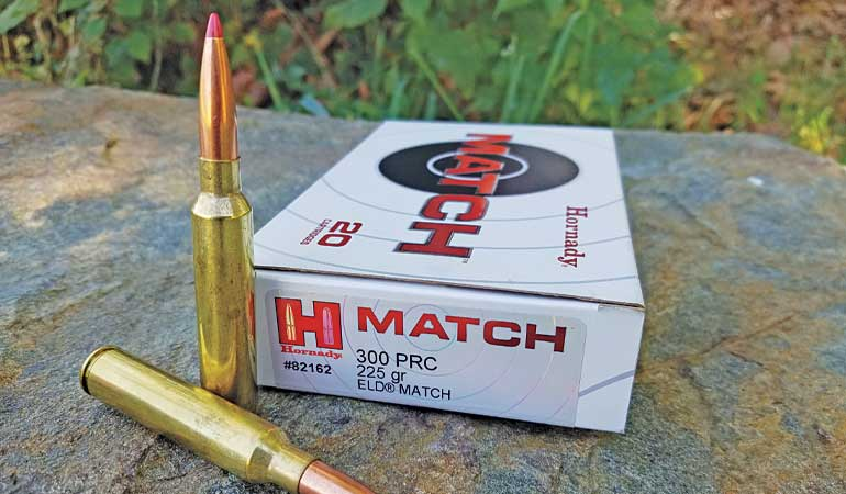 Hornady  300 PRC Review