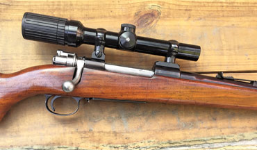 Sears' J.C. Higgins Model 50 may be the best bolt-action sporter you never heard of.