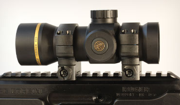 If you're looking for a rugged, economical red dot sight, the Freedom RDS from Leupold has you covered.
