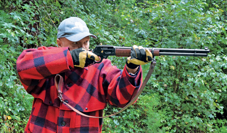 Review: Marlin Model 336 Texan Deluxe .30-30 Win.