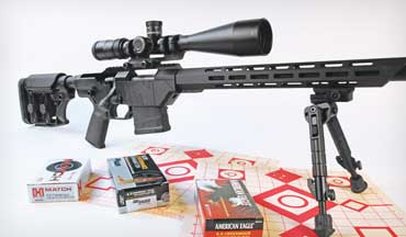 Want to get into the long-range game and not go broke? Check out the Mossberg MVP Precision Rifle.