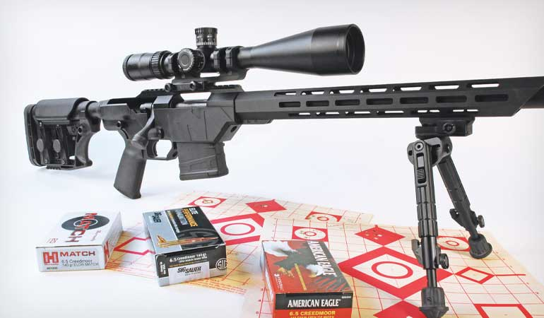 Mossberg MVP Precision Rifle Review