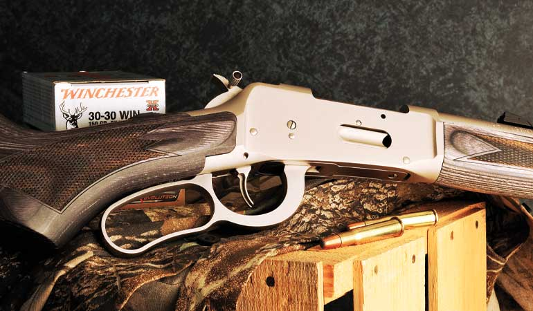 Davidson's Mossberg Model 464 Brush Gun Review