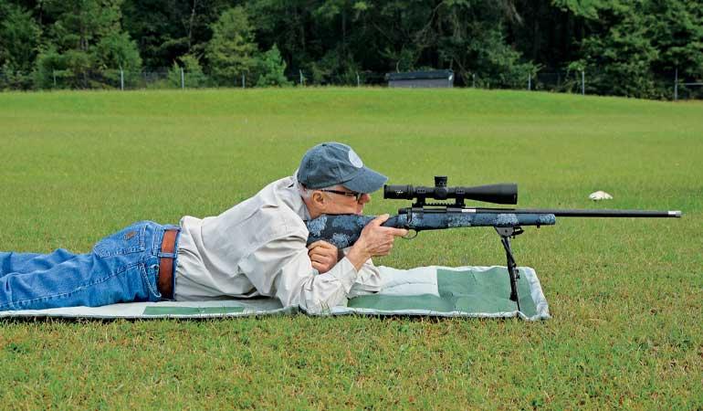 Review: Nosler Model 48 Long Range Carbon