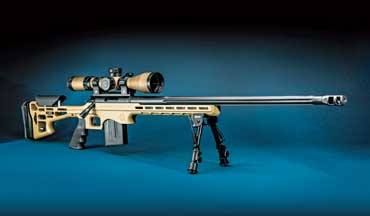 Thompson/Center and S&W's Performance Center team up to build an entry-level long-range chassis rifle.