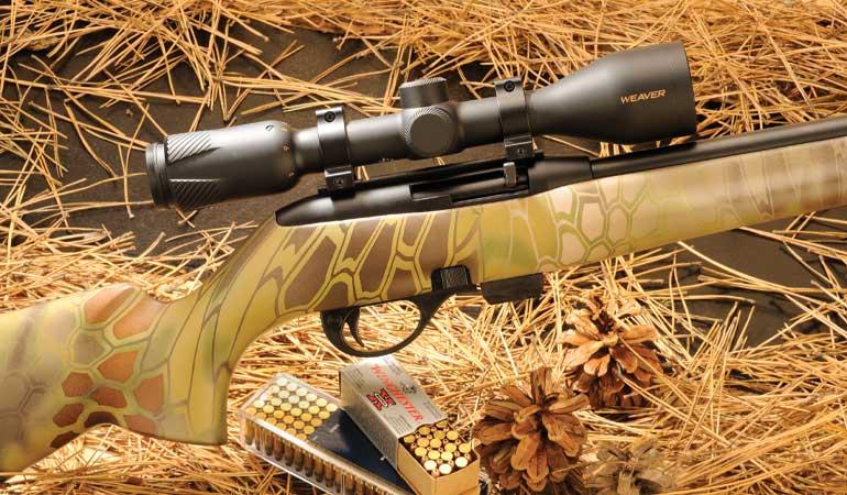 Review: Remington 597 Kryptek  22 LR