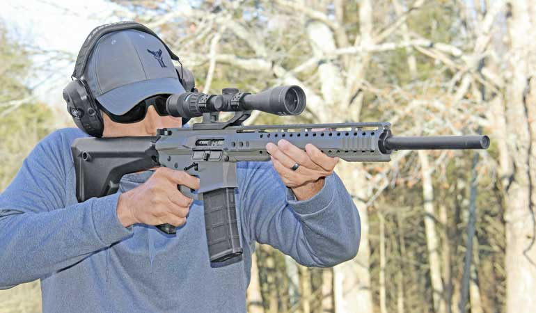 Rise Armament RA-303H S Rifle Review