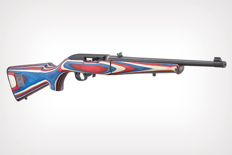 Ruger Supports U.S. Olympic Shooters