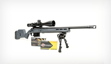 With the new Hunter rifle, Ruger takes its popular Ruger American rifle line to the next level.