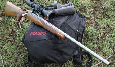 Ruger's newest Hawkeye, the Hunter, blends classic and modern features to create an accurate, all-purpose hunting rifle.