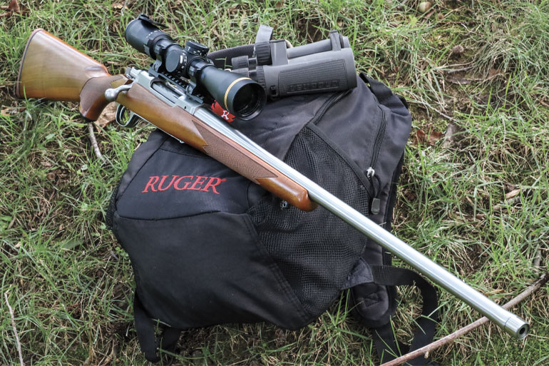 Ruger Hawkeye Hunter Rifle Review