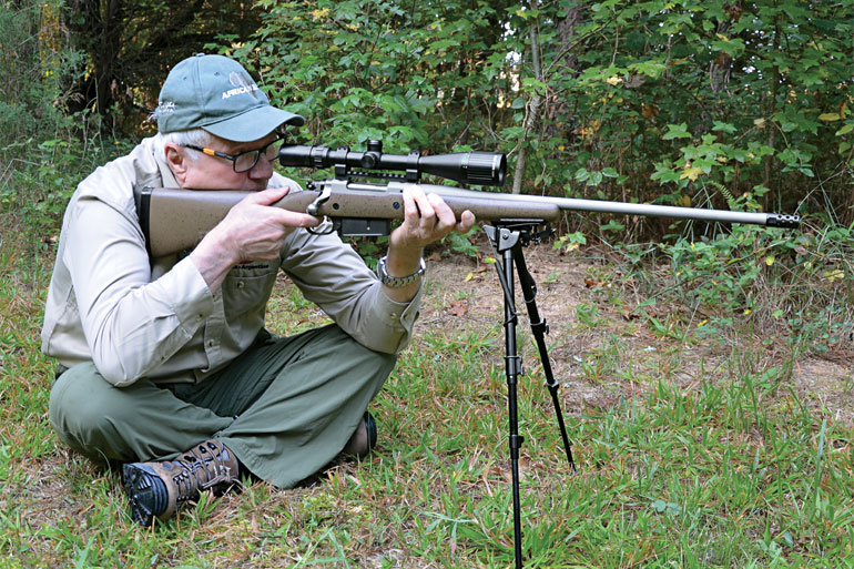 Ruger M77 Hawkeye Long-Range Hunter Review