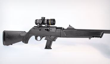 Ruger chambered the original PC Carbine, which was in 9mm, in .40 S&W to give the gun more power.