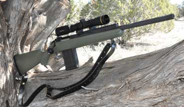 Gunsite's Ed Head reviews the Ruger American/Robar Scout Rifle.
