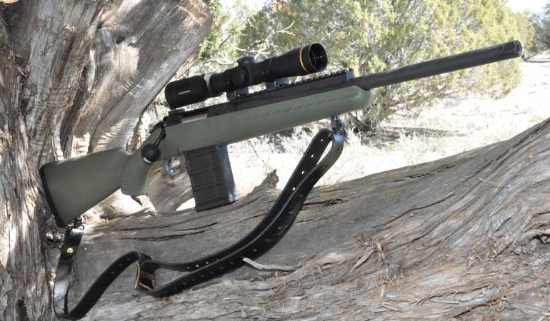 Ruger American/Robar Scout Rifle Review