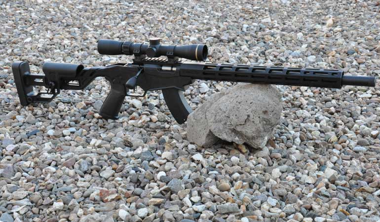Preview: Ruger 17 HRM Precision Rifle