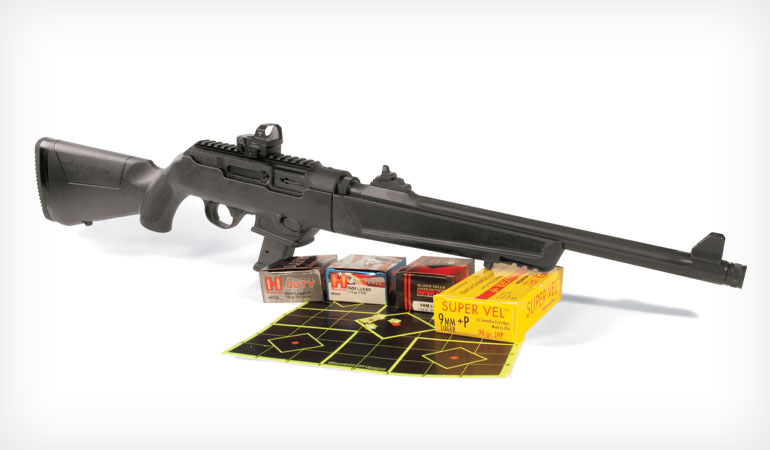 Review: Ruger PC Carbine