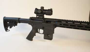 Whether you're looking for a plinker or an AR trainer, the new Optics Ready M&P15-22 Sport from S&W has you covered.