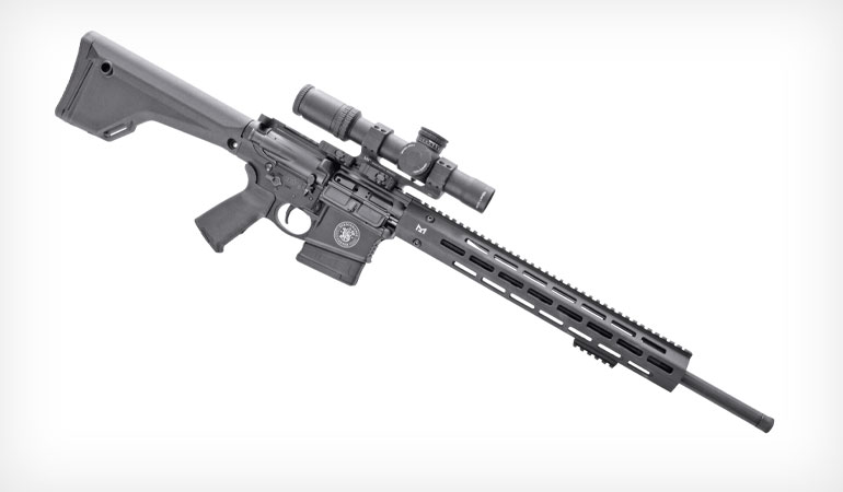 The M&P10 Performance Center in 6.5 Creedmoor seems to be trying to bridge a gap between the hunting and tactical worlds, and in that goal I think it has succeeded.