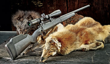 The new Savage Arms 110 Prairie Hunter gives a bolt-action home to the hot new .224 Valkyrie.