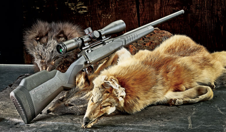 Savage Arms 110 Prairie Hunter .224 Valkyrie Review