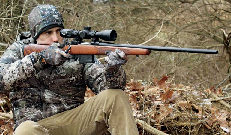 Shaw Mark X Bolt-Action Rifle Review