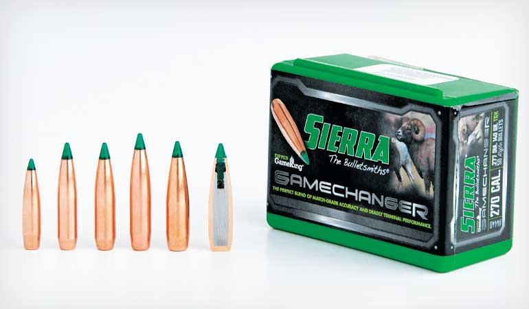 Sierra GameChanger Hunting Bullet Review