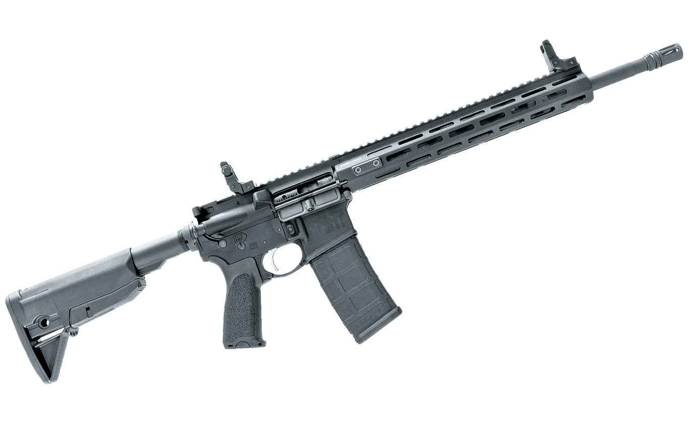 The Springfield Armory Saint Free-Float 5.56 NATO is still a reliable, accurate rifle for a historically reasonable price.